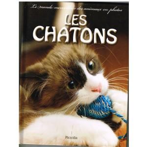 LIVRE LES CHATONS