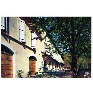 CP12 - NAJAC - HOTEL RESTAURANT BELLE RIVE