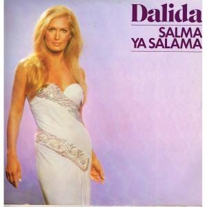 DISQUE 33 TOURS  - DALIDA - SALMA YA SALAMA