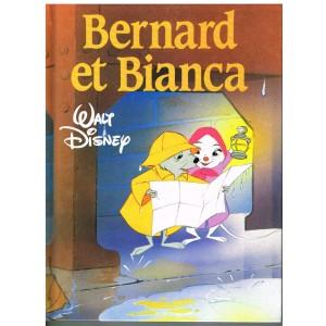 LIVRE - BERNARD ET BIANCA - WALT DISNEY