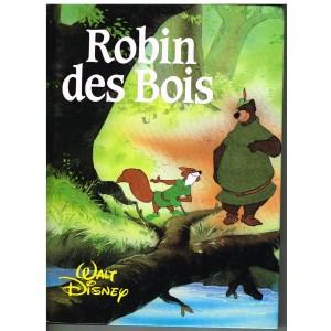 LIVRE - ROBIN DES BOIS - WALT DISNEY