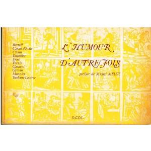 LIVRE : L'HUMOUR D'AUTREFOIS