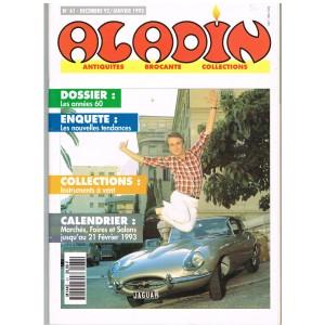 ALADIN N° 61 : CLAUDE FRANCOIS EN COUVERTURE