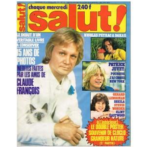SALUT ! N° 47 CLAUDE FRANCOIS