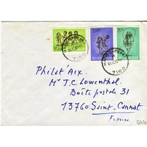 timbres-sur-lettres-belgique