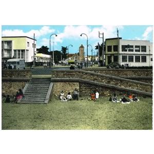 CARTE POSTALE DE LOIRE ATLANTIQUE - 44 - SAINT- BREVIN - L'ENTREE DE LA PLAGE