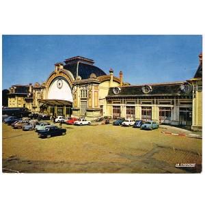 CP17 ROCHEFORT - LA GARE