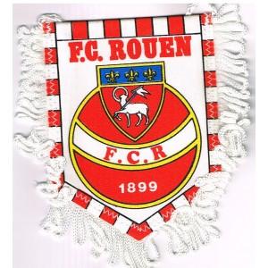 FANION F.C. ROUEN - F.C.R. 1899