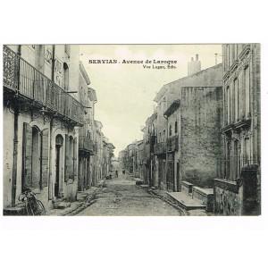 CP34 SERVIAN - AVENUE DE LAROQUE