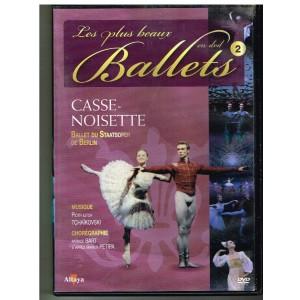 DVD CASSE-NOISETTE - LES PLUS BEAUX BALLETS EN DVD - N° 2