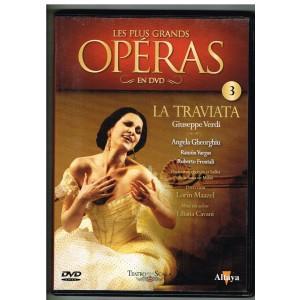 DVD LA TRAVIATA - LES PLUS GRANDS OPERAS EN DVD - N° 3