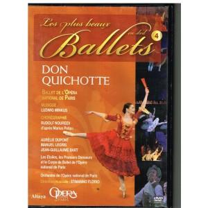 DVD DON QUICHOTTE - LES PLUS BEAUX BALLETS EN DVD - N° 4