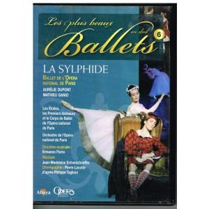 DVD LA SYLPHIDE - LES PLUS BEAUX BALLETS EN DVD - N° 6