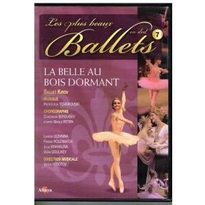 DVD LA BELLE AU BOIS DORMANT - LES PLUS BEAUX BALLETS EN DVD - N° 7