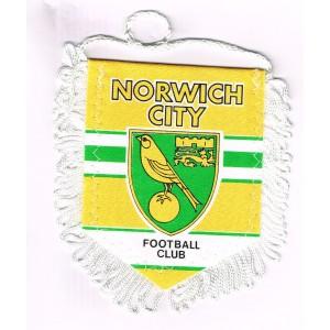 FANION NORWITCH CITY FOOTBALL CLUB