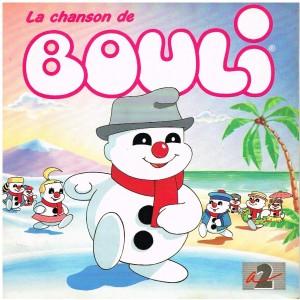 DISQUE 45 TOURS - LA CHANSON DE BOULI