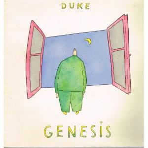 DISQUE 33 TOURS - GENESIS - DUKE