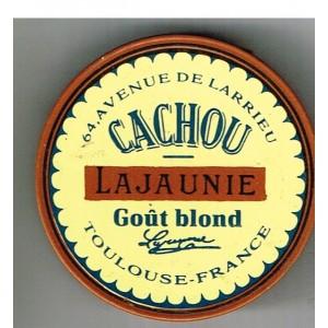 BOITE CACHOU LAJAUNIE GOUT BLOND