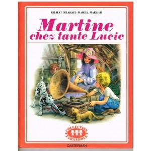 LIVRE : MARTINE CHEZ TANTE LUCIE