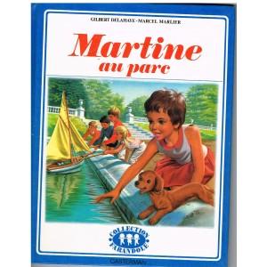 LIVRE : MARTINE AU PARC