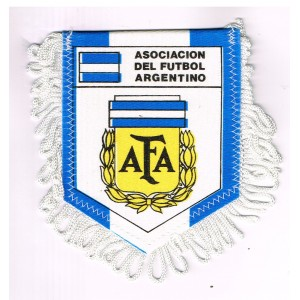 FANION FEDERATION ARGENTINE