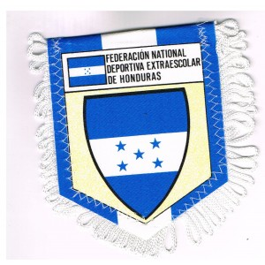 FANION FEDERATION HONDURAS