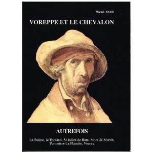 LIVRE - VOREPPE ET LE CHEVALON AUTREFOIS - Michel BARD.