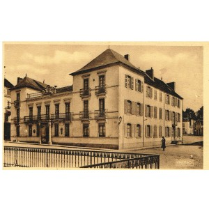 CP03 NERIS LES BAINS - HOTEL DU MOULIN