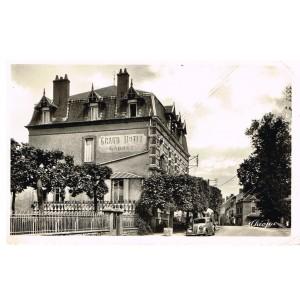 CP03 MARCILLAT - LE GRAND HOTEL