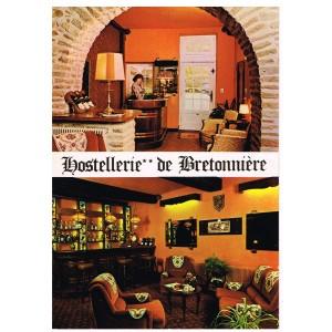 CP21 BEAUNE - HOSTELLERIE DE BRETONNIERE