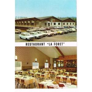 "CP68 - AIZENAY - RESTAURANT ""LA FORET"""