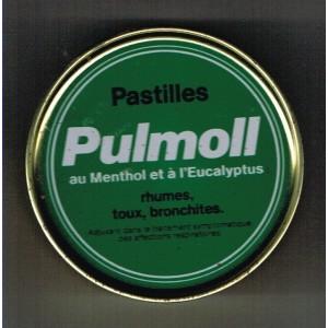 BOITE DE PASTILLES PULMOLL-AU MENTHOL ET A L'EUCALYPTUS