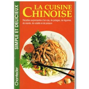 LIVRE - LA CUISINE CHINOISE
