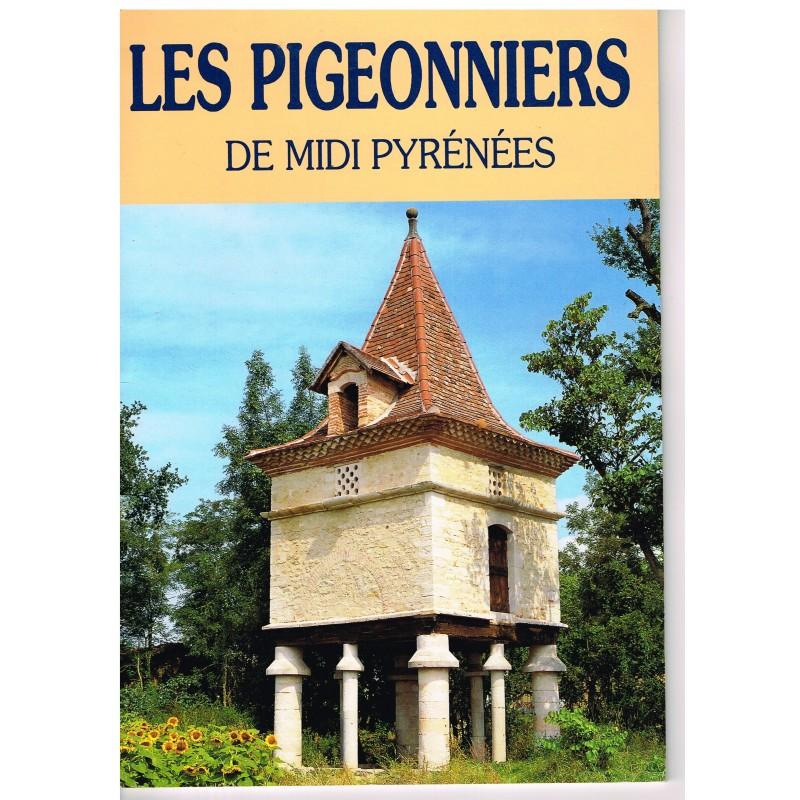 LIVRE - LES PIGEONNIERS DE MIDI PYRENEES