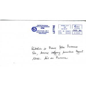 centre-provencal-pour-la-mucoviscidose-empreinte-de-machine-a-affranchir
