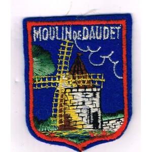 ECUSSON BRODE MOULIN DE DAUDET