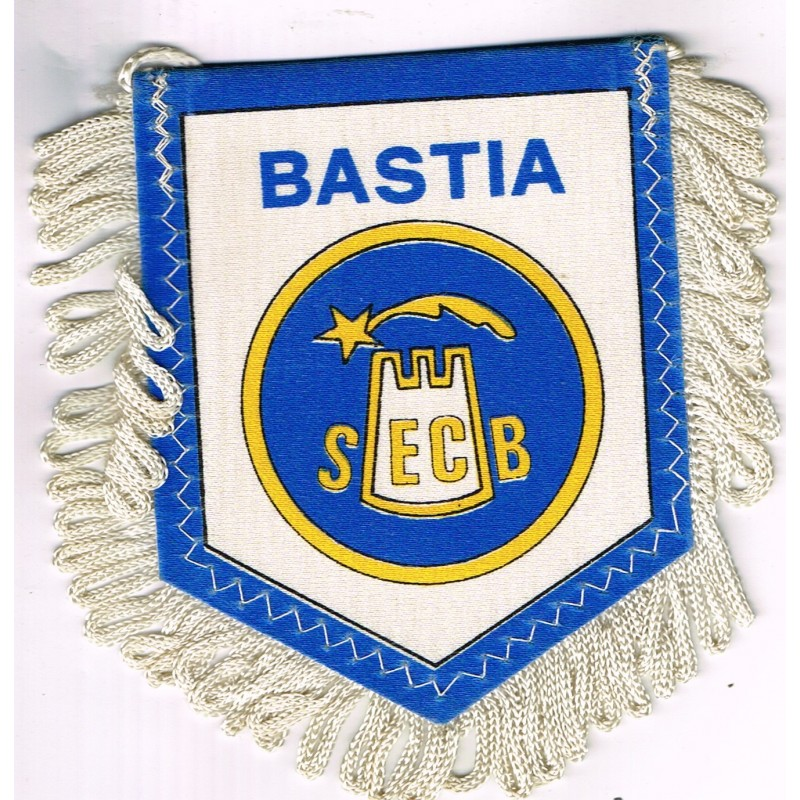 FANION BASTIA SECB