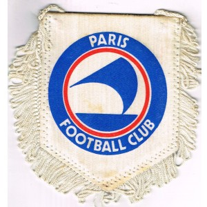 FANION PARIS FOOTBALL CLUB