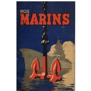 LIVRE - NOS MARINS - LES SPECIALITES DE LA MARINE