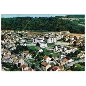 CP25 BEAULIEU - VUE GENERALE AERIENNE ( N° 258-70 A)