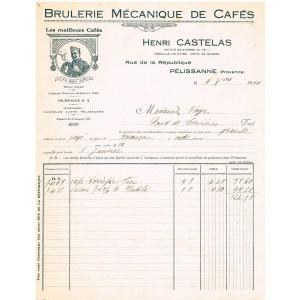 FACTURE BRULERIE MECANIQUE DE CAFES - PELISSANNE (13)