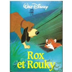 LIVRE - ROX ET ROUKY - WALT DISNEY