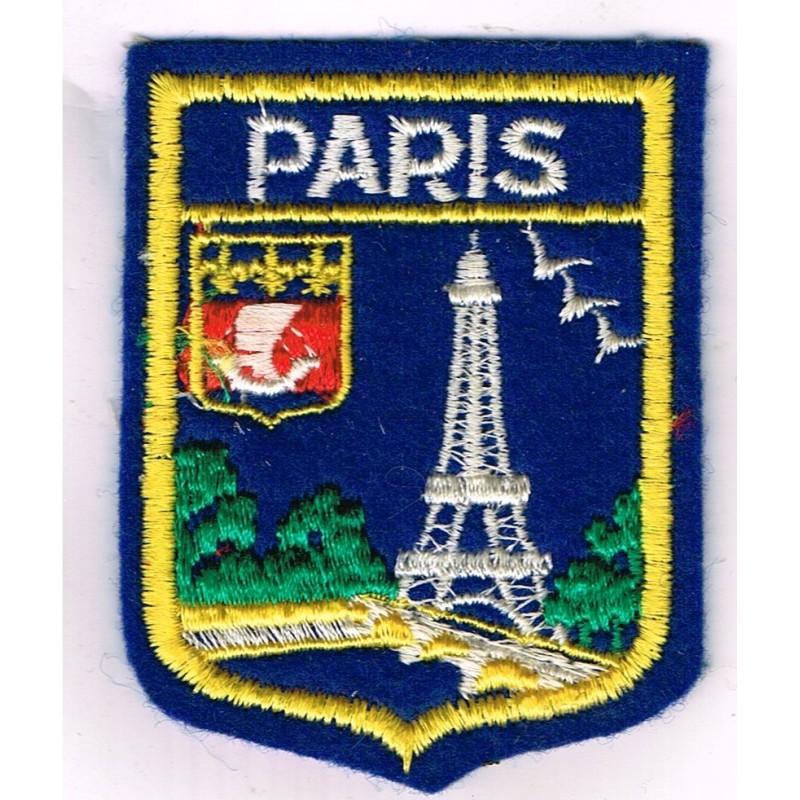 ECUSSON BRODE VILLE DE PARIS