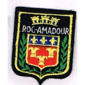 ECUSSON BRODE ROC-AMADOUR