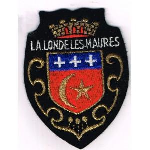 ECUSSON BRODE VILLE DE LA LONDE LES MAURES