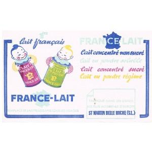 BUVARD FRANCE-LAIT - 1er LAIT FRANCAIS
