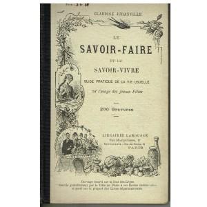 LIVRE SCOLAIRE - LE SAVOIR-FAIRE ET LE SAVOIR-VIVRE