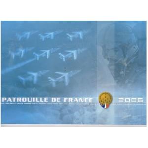 BROCHURE DE LA PATROUILLE DE FRANCE 2006