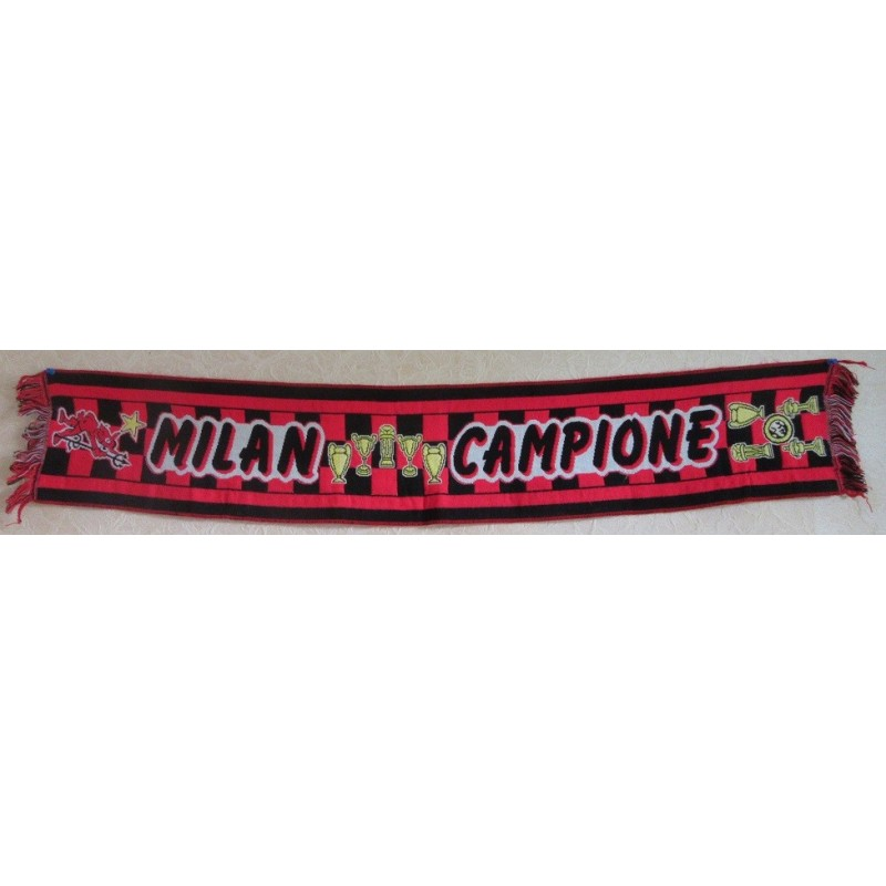 ECHARPE MILAN CAMPIONE - CHAMPION DE FOOT