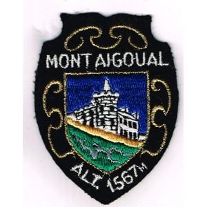 ECUSSON BRODE  MONT AIGOUAL  :  L'OBSERVATOIRE METEO FRANCE